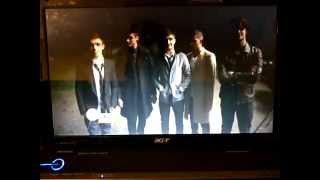 The Wanted : Daybreak I Found You behind the scenes