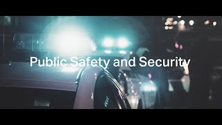 homepage tile video photo for Public safety and security
