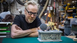 Adam Savage's One Day Builds: LEGO Sisyphus Automata! thumbnail