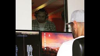 NORRIS und SILLA bei Mehrzad Marashi im Studio
