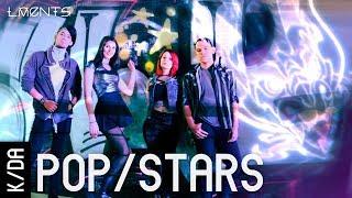L.MENTS - POP/STARS (K/DA Cover Español)