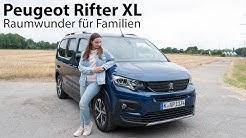 2019 Peugeot Rifter XL BlueHDI 130 Fahrbericht / Raumwunder für Familien - Autophorie