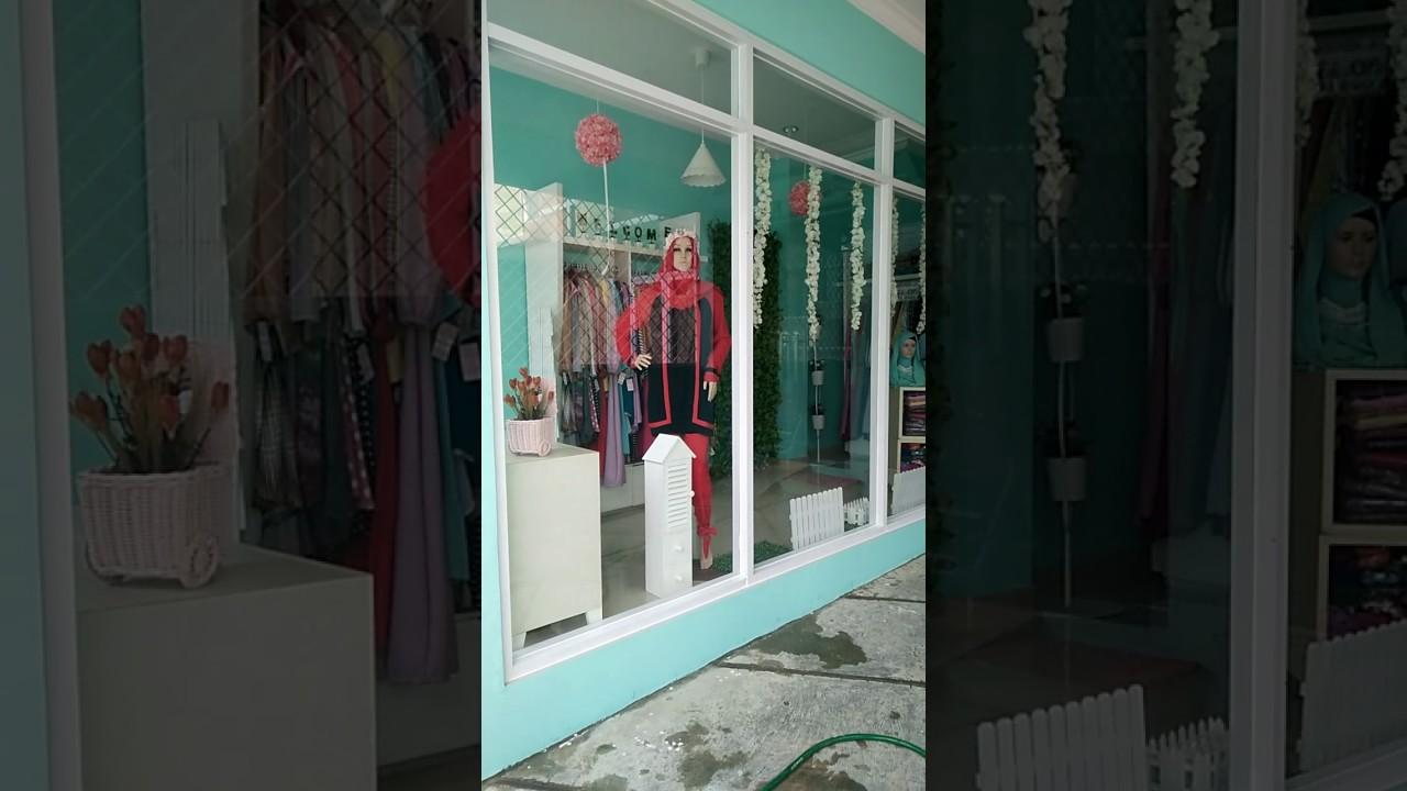 Renovasi butik DBC tema shabby chic - YouTube