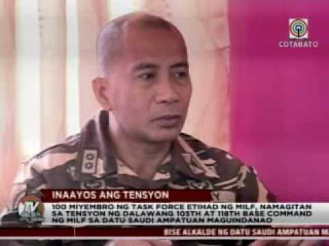 TV Patrol Central Mindanao - Nov 28, 2016