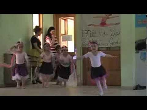 Bailarinas De Corazon Prof. Martina GODOY - CLUB DE DIA Nov.2013 Can Can