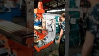 Milling Machine Test ‖ OHA Group
