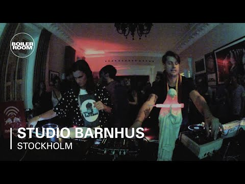 Studio Barnhus Boiler Room Stockholm x Red Bull Music Academy DJ Set