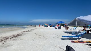 Live from Siesta Key Beach Sarasota Florida