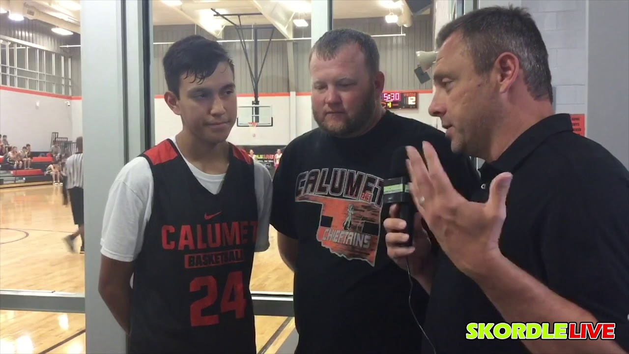 Calumet's Jacob Mayfield & Ryan Island