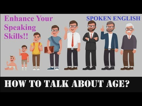 How to Talk about Age?