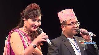 Singer Anju Panta donates Rs 1 Lakh to Sahara Academy Pokhara