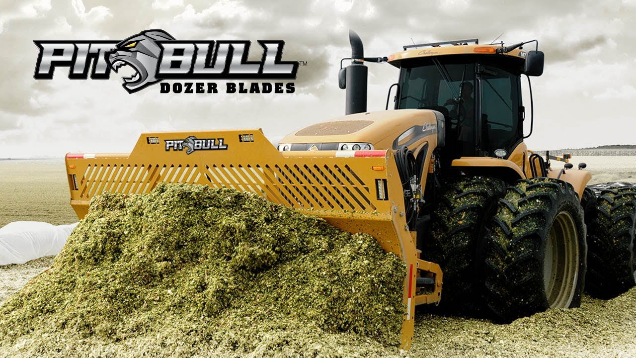Four Wheel Drive Tractor Models | Pitbull Dozer Blades