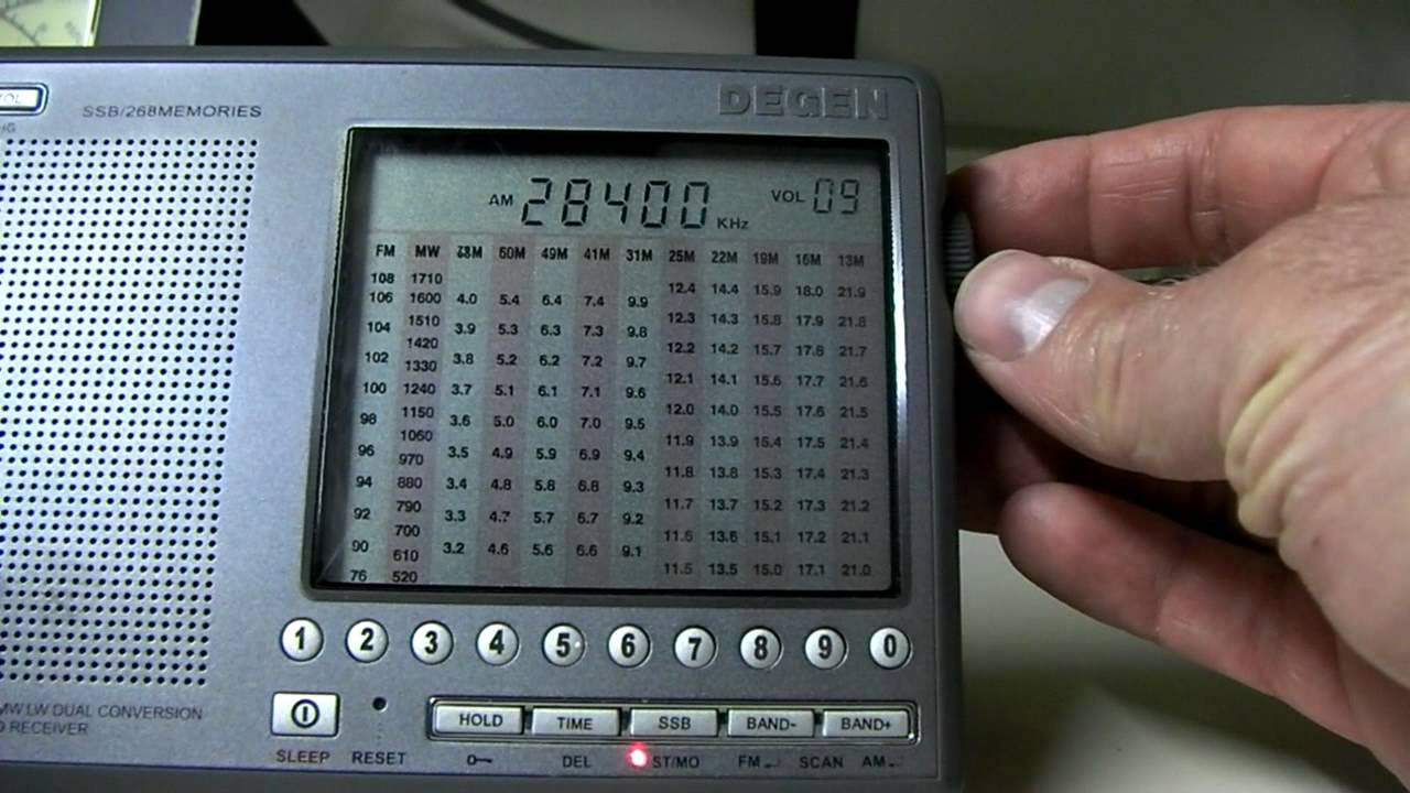 Радиоприемник degen de 1103 | отзывы покупателей.