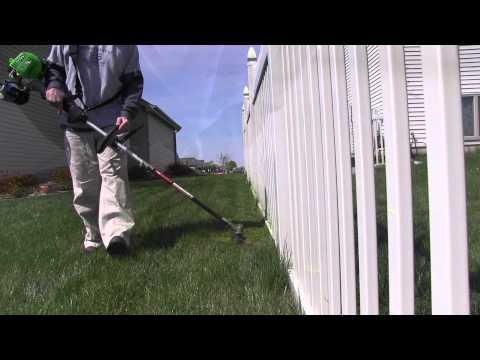 LEHR Propane Powered String Trimmer Review - Re-Dux