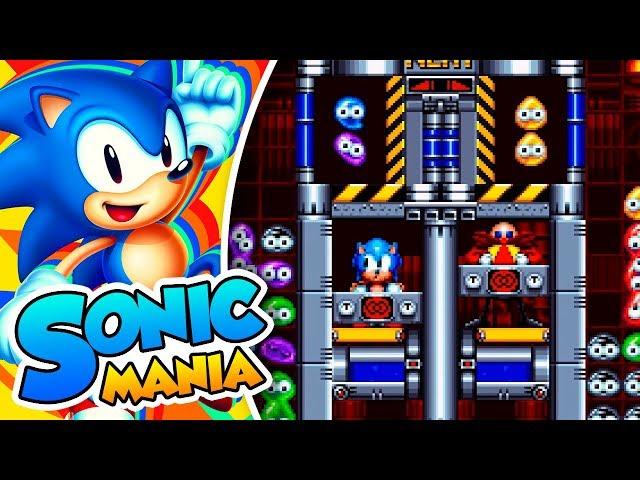 La mejor versión de Sonic - 01 - Sonic Mania en Español ( DSimphony )