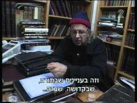 נתן זהבי פוגש את הרב מרדכי אליהו