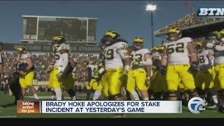 Michigan fans react to Saturday