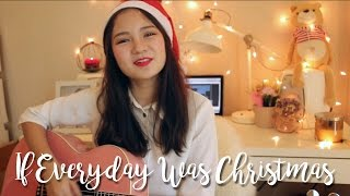 Cruz Beckham - If Everyday Was Christmas | Cover by Mylé