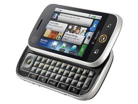 Motorola CLIQ / Motorola DEXT