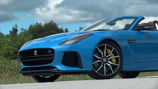 Jaguar F-Type SVR Review--HELLO KITTY
