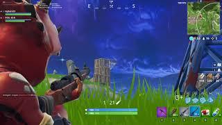 Fortnite Snipe - Comedic Timing