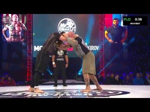 Jeff Monson vs Khasan Abubakirov at Berkut Jiu Jitsu 2