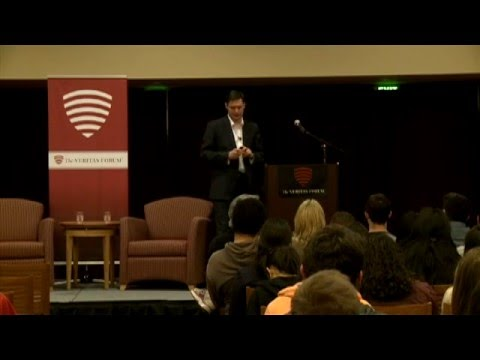 The Story of Jesus: History or Hoax?  Peter J. Williams and Bruce Zuckerman at USC