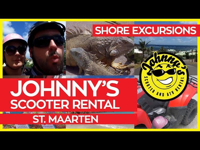 Johnnys Scooter Rental Tour 2 4K
