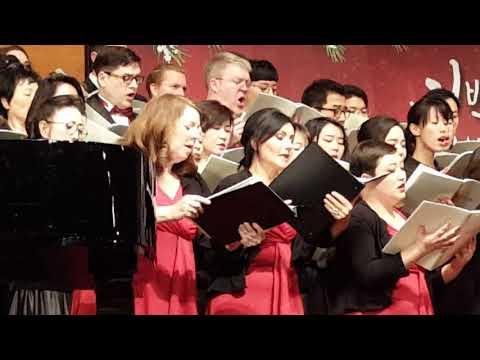 Camarata Music Company performs Handel's Messiah -