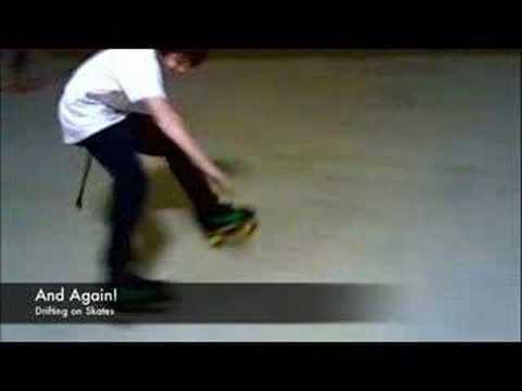 D.J. Gandy Roller Blading: TRiCKS 2