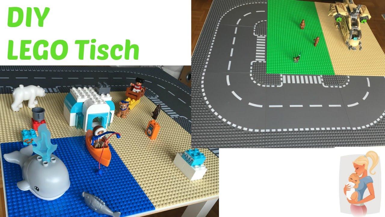 Das Lego Duplo Tisch Diy Schnell Einfach New Mamas