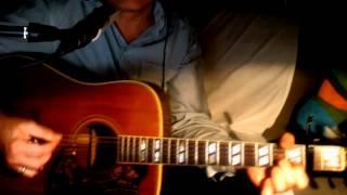 Bist du einsam heut nacht ~ Roy Black - Roland Kaiser - Peter Alexander ~ Cover ~ Gibson Hummingbird
