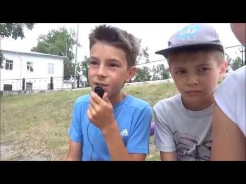 VLOG: Школьная жизнь[Camp] Евро 2016 - Леонид Слуцкий
