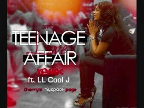 Official Teenage Love Affair remix ( ft. LL Cool J )