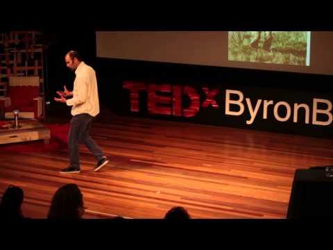 TEDxByronBay Chip Richards