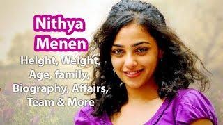 Nithya Menen Height, Weight, Figure, Age, Biography & Wiki