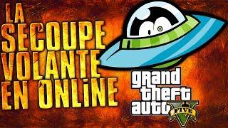 LA SOUCOUPE VOLANTE EN ONLINE ! - GTA5 GLITCH ONLINE