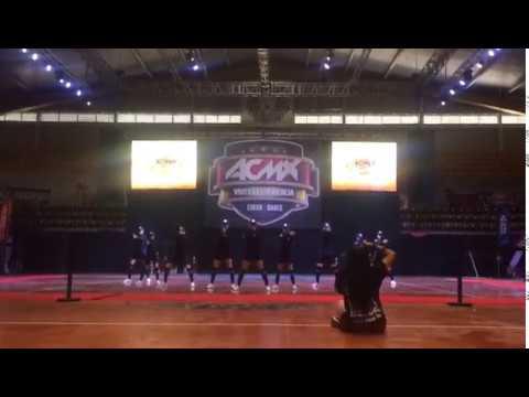 Jackson Studio Acmx Cheer Dance 2018