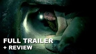 As Above So Below Official Trailer + Trailer Review : HD PLUS