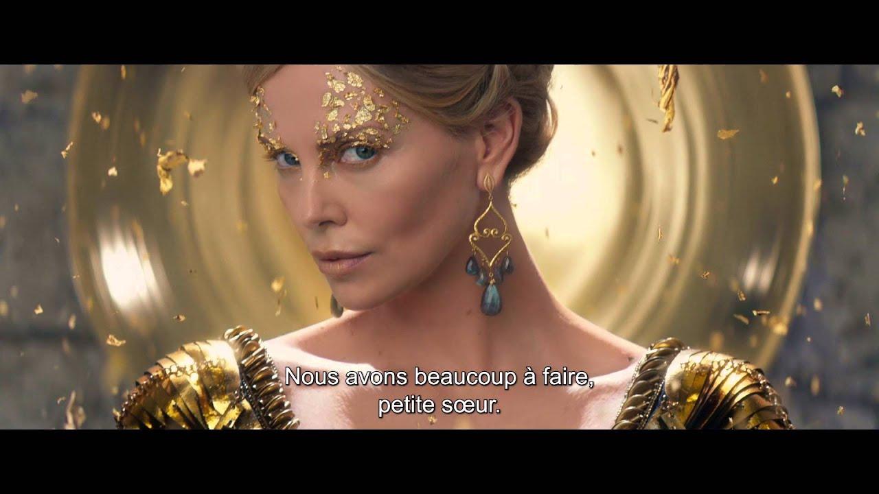 Le Chasseur et la Reine des Glaces / Bande-annonce 3 VOST [Au cinéma le 20 Avril]
