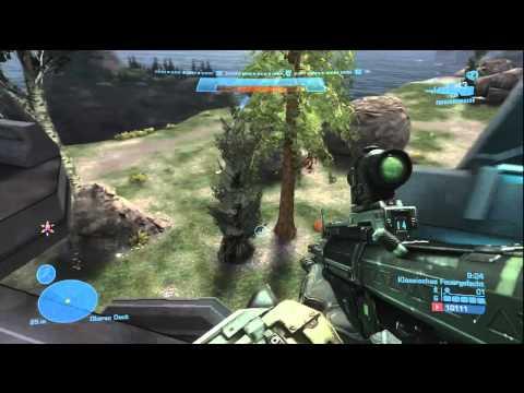 Halo:CE Anniversary   Feuergefecht - Installation 04   Qwert