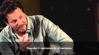 Entrevista Steve Gleason y Eddie Vedder (Subtítulos en español)