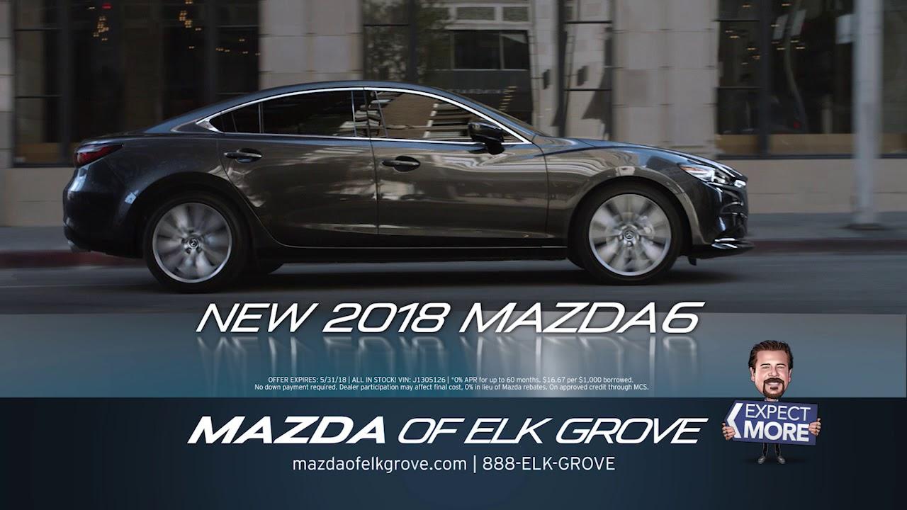 Memorial Day Savings At Mazda Of Elk Grove!