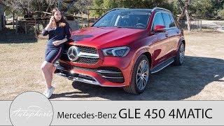2019 Mercedes-Benz GLE 450 4MATIC (W 167) Fahrbericht / Das ultimative SUV-Fahrwerk - Autophorie