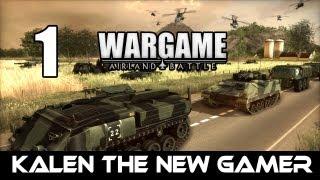 Wargame Airland Battle Tutorial 1 Español