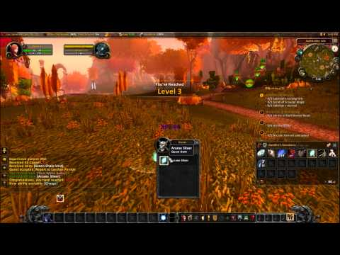 World of Warcraft Cataclysm ( CZ , HD ) LP 1