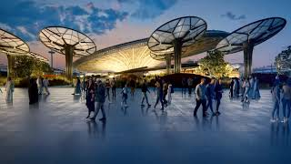 Expo 2020 is The Whole World In One Place