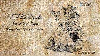 karliene feed the birds