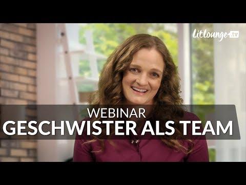 Geschwister als Team YouTube Hörbuch Trailer auf Deutsch