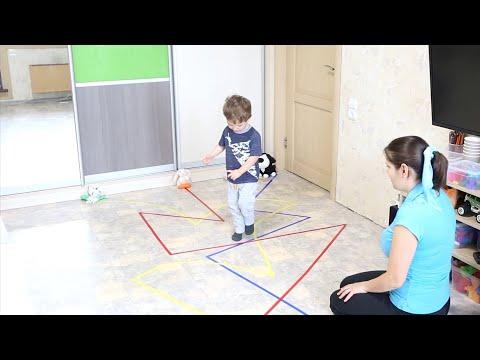 Подвижные игры дома для детей 2, 3 и 4 лет (2 часть)